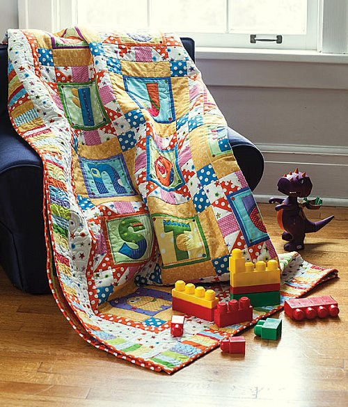 Now I Know My Abcs In Fons And Porters Love Of Quilting March
