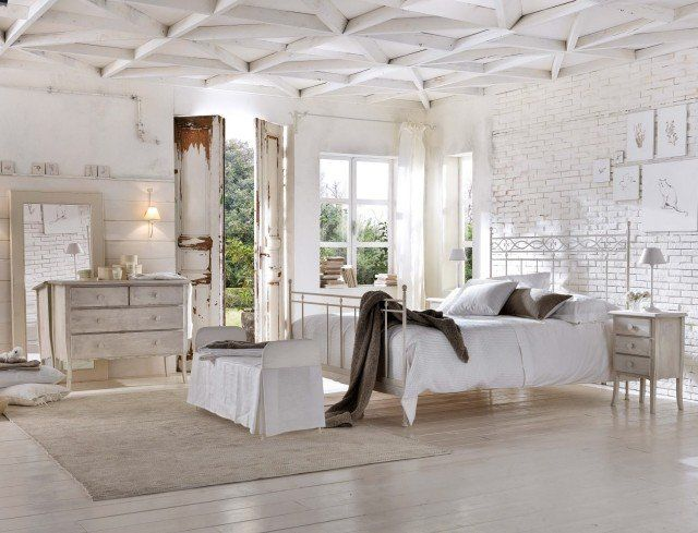 Chambre Style Shabby
