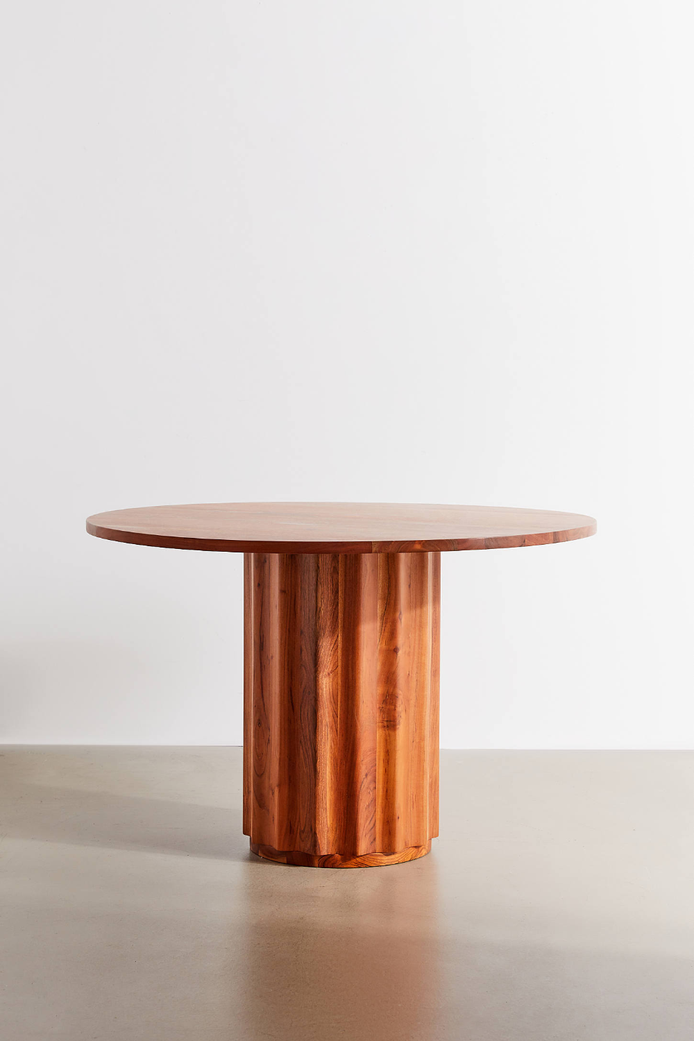 Urban Outfitters Ansel Drum Dining Table Dining Table Table Dining