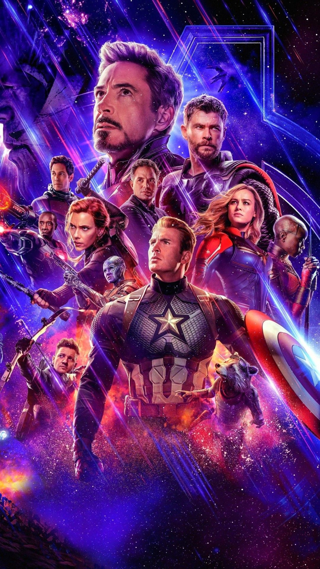 Wallpaper Phone Avengers Endgame Full Hd Vingadores