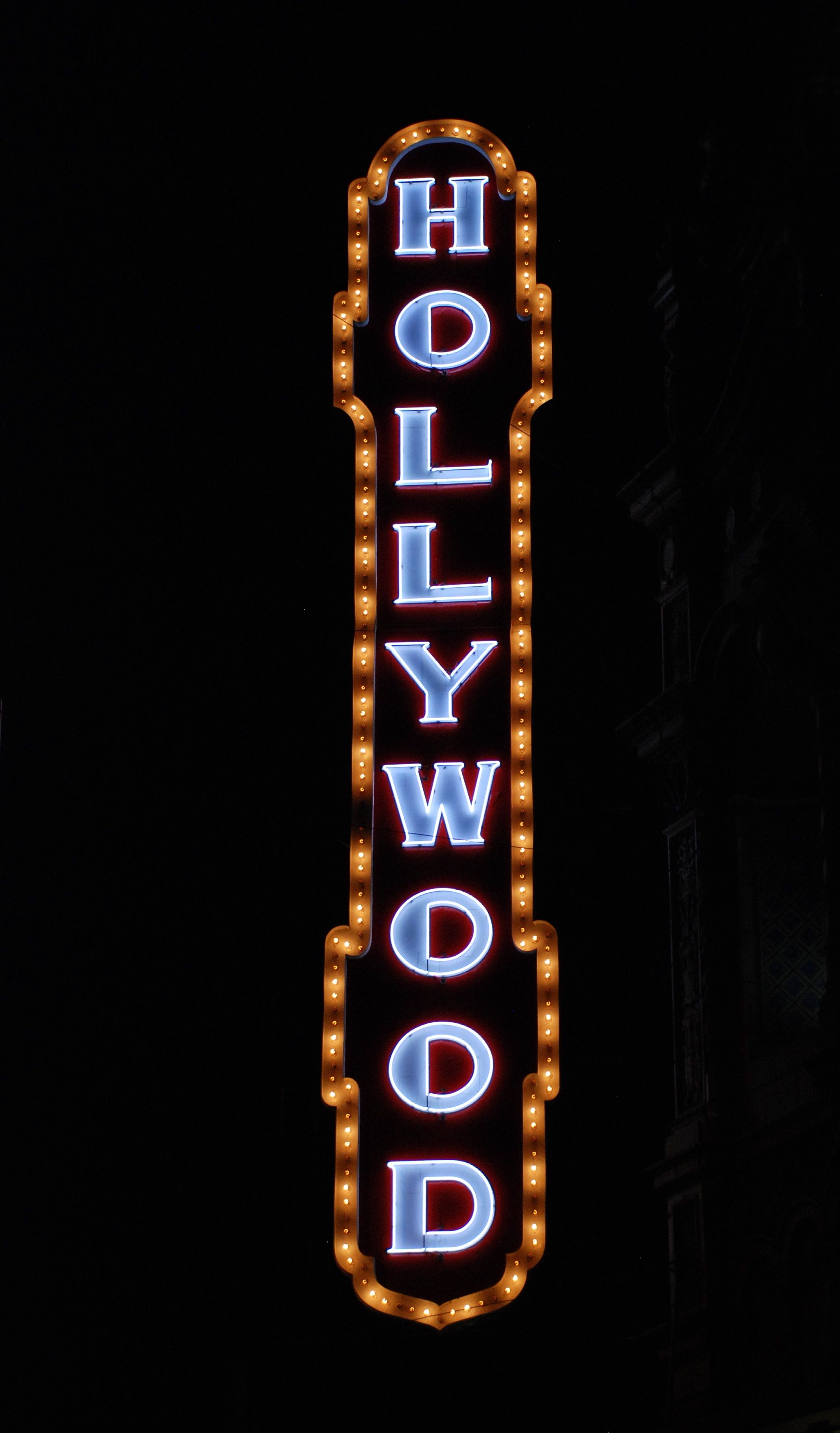 File Hollywood Theatre Neon Sign