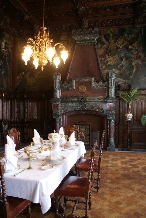 Drachenfels  German Castle Near Cologne  Castles German And Captivating Dining Room In German Review