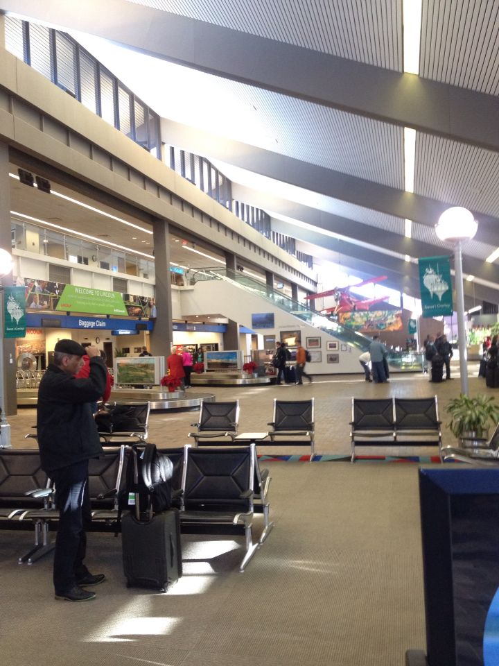 12 08 2014 Lincoln Ne Airport Vacation Outdoor Decor Outdoor