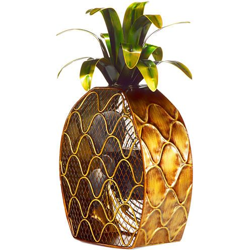 Buy Deco Breeze Pineapple Figurine Fan today at jcpenney.com. You deserve great deals and we've got them at jcp!