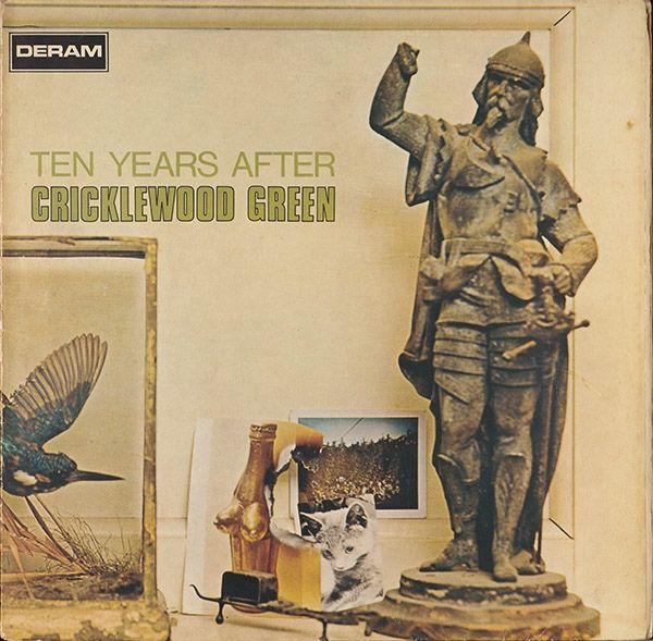 Cricklewood Green - Ten Years After