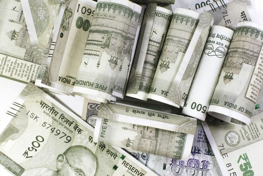 Rupees Paper Currency Photo 490 Free Images Muft Image