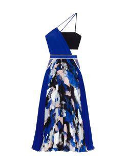 Accordian dress / THREEFLOOR FASHION