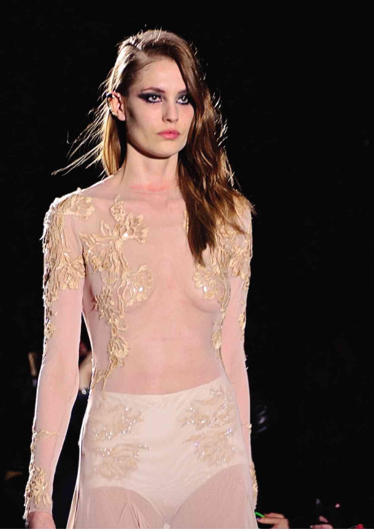 nude fashion Fashion