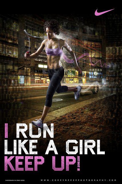 magasin en ligne d06e4 a0299 Nike - Creative Retouch & Poster Design (Running) | inspire ...