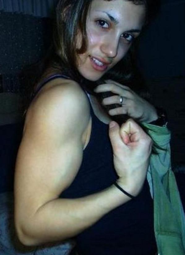 Girl Next Door Muscles