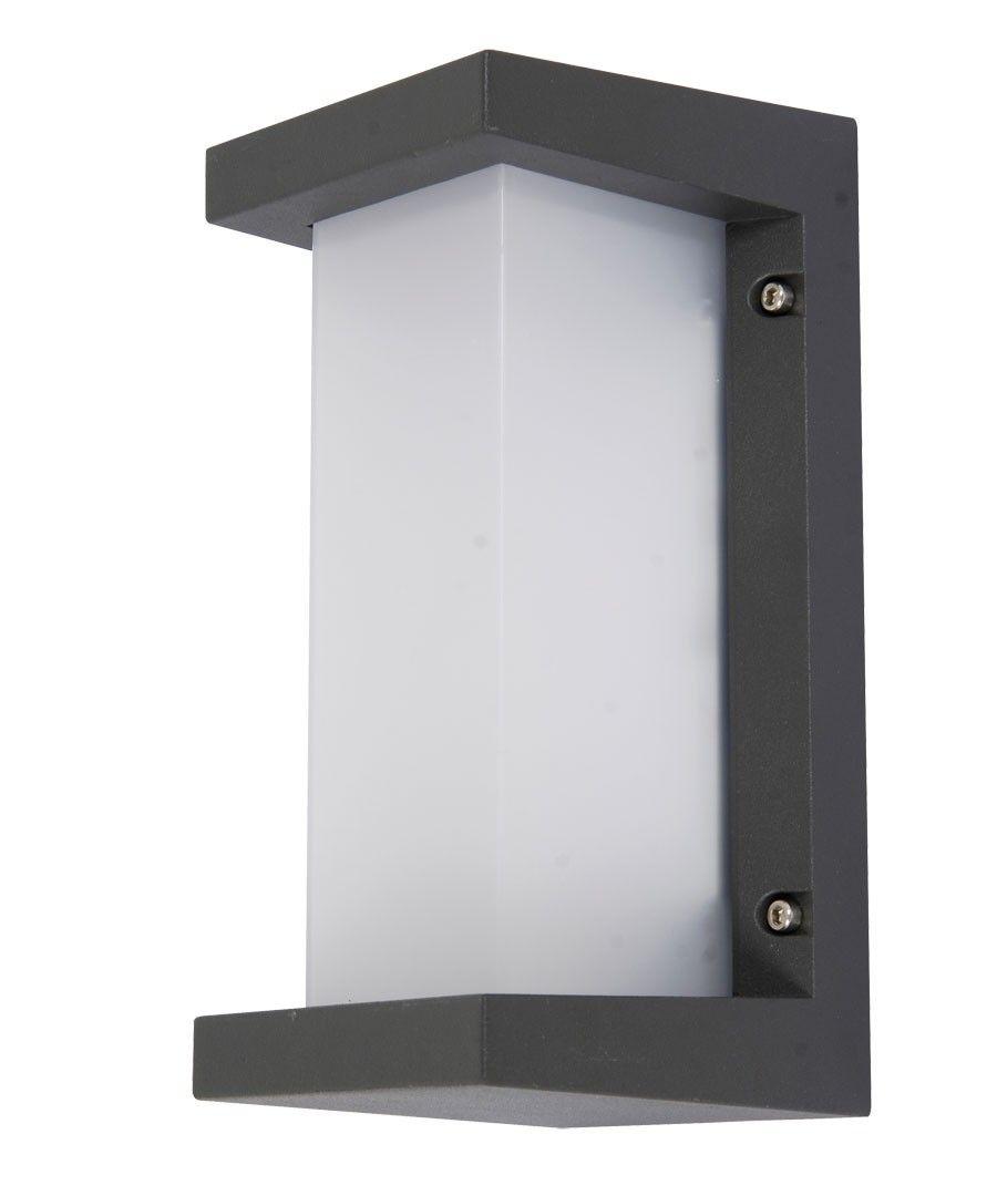 LEDlux Noda Bunker in Charcoal | Outdoor House Lighting | Outdoor Lighting | Lighting