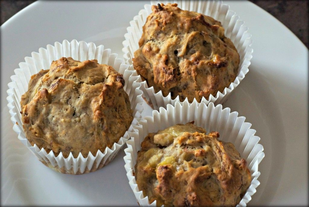 Sticky Fingers Nigellas Banana Muffins Cakes And Goodies