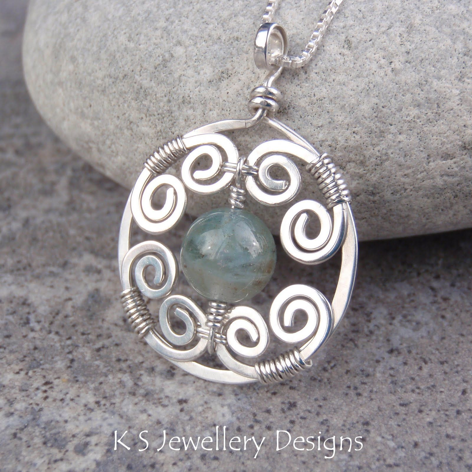 Handmade silver jewellery and tutorials - texture and shine ...
