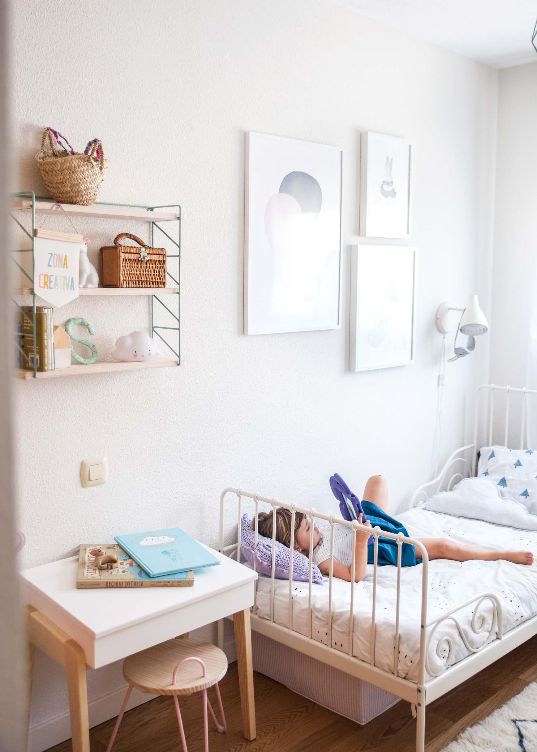 La habitaci n de sof a y olivia habitaci n infantil - Habitacion infantil compartida ...