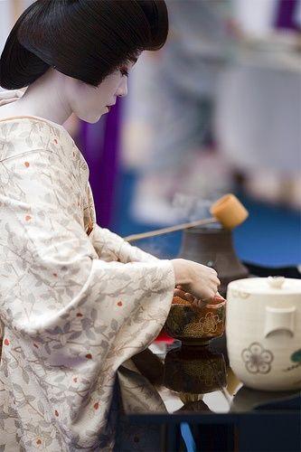 #japan #gesa #tea #allee