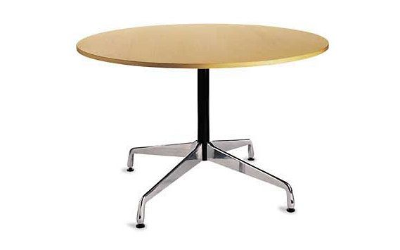Superbe Eames® Round Table The Herman Miller Store Has More Options/prices:  Http://store.hermanmiller.com/Products/Eames Table Universal Base Round