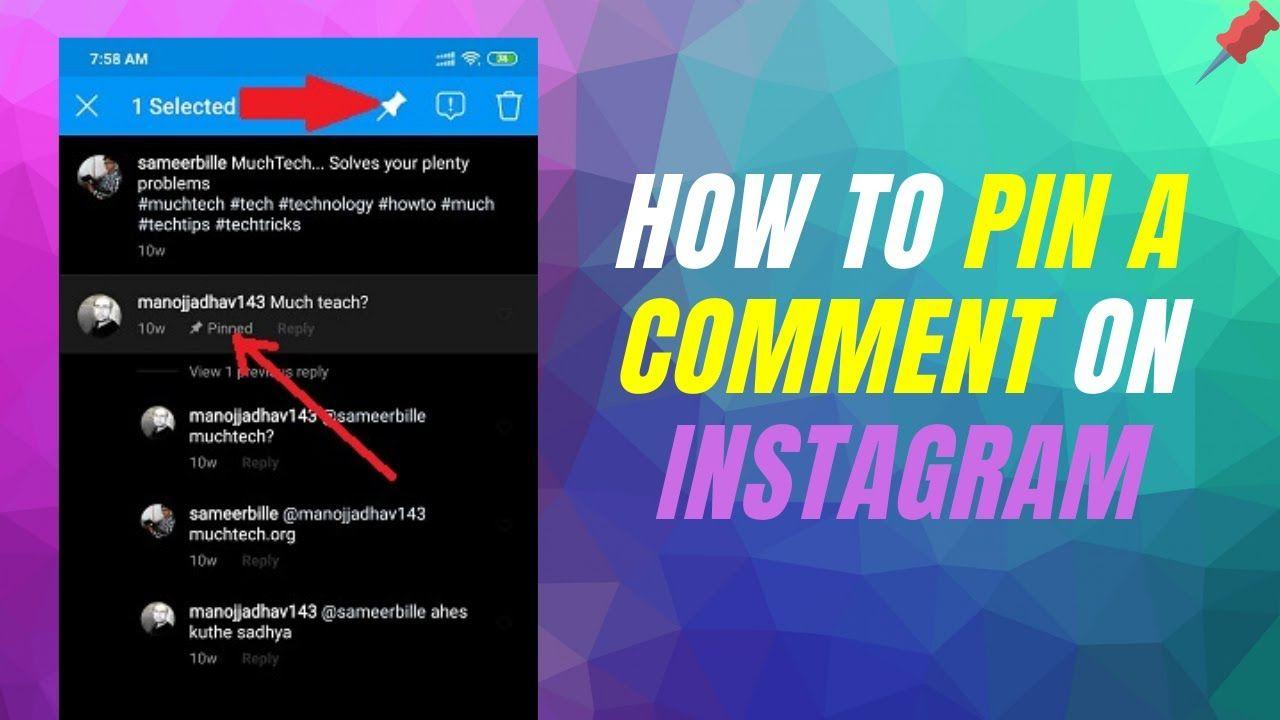 Instagram Comment Update In 2020 Instagram Instagram Posts Howto