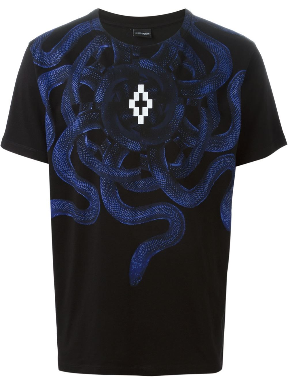 Marcelo Burlon County Of Milan Camiseta Com Estampa - Dante 5 Men -  Farfetch.com 9810d76c98158