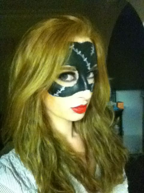 catwoman mask | Halloween | Pinterest | Catwoman mask and ...