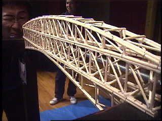 Toothpick Bridge Building Contest Cub O Ree Pinterest