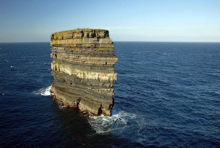 Dún Briste Sea Stack, Mayo, Ireland