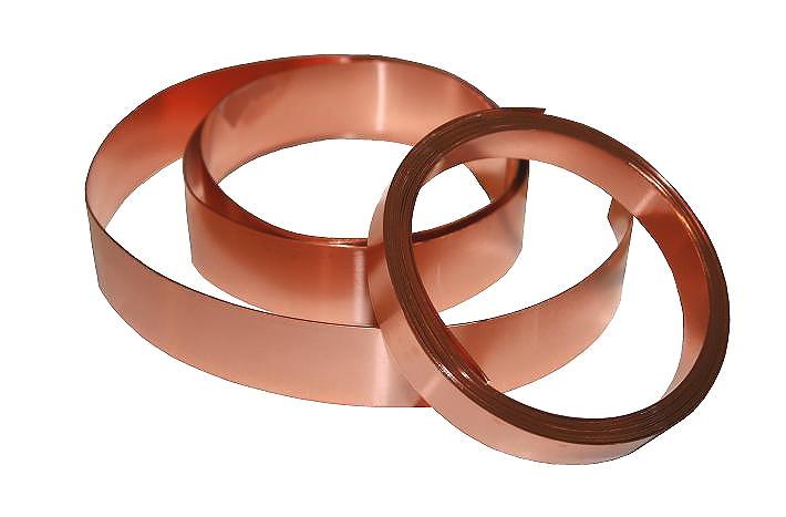 10 Mil Copper Strip 1 X 10 Copper Copper Roll Copper Sheets