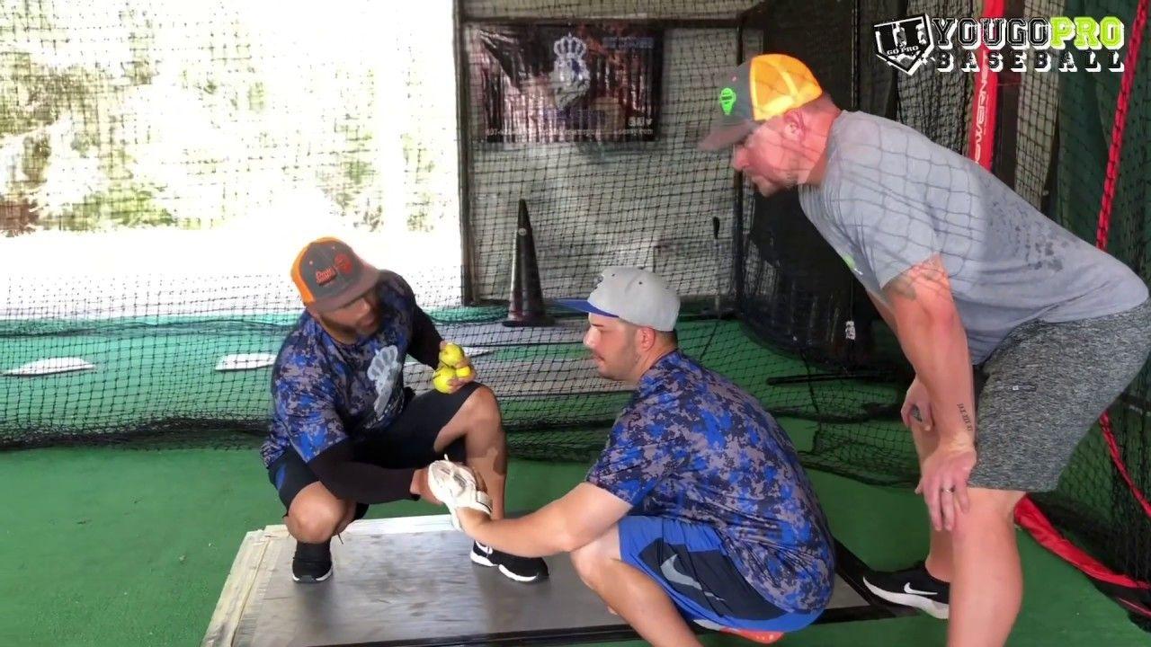 How To Present The Ball To The Umpire For More Strikes Mlb Framing Baseball Catcher Youth Baseball Baseball Equipment