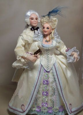18th Century Couple