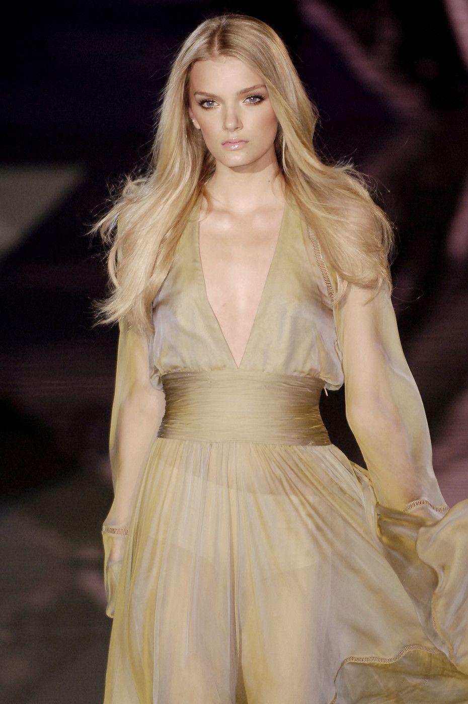 Versace wedding dress  Versace  Versace  Pinterest  Versace Lily donaldson and Milan