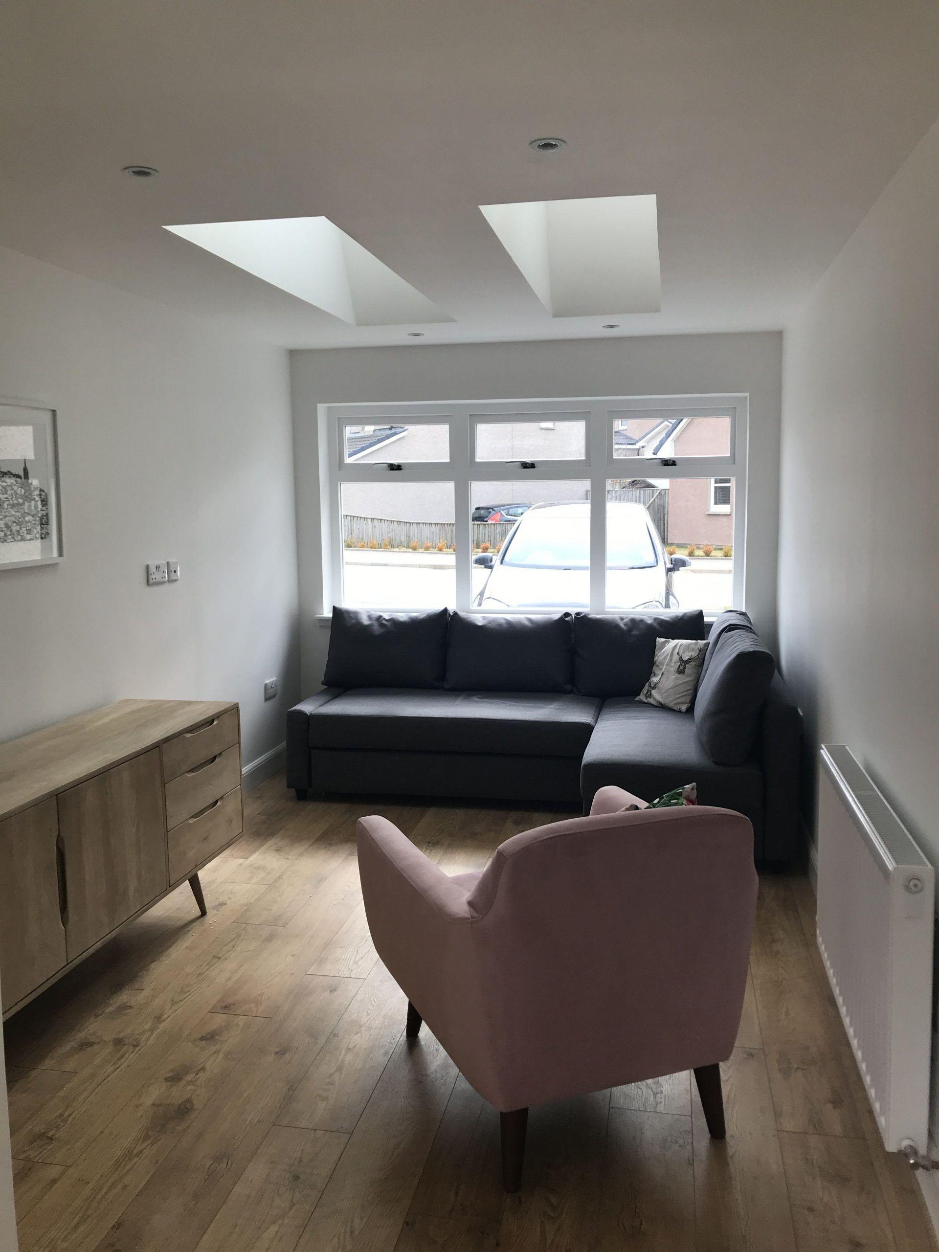 Single garage conversion. Extension. Ideas. Floor planning