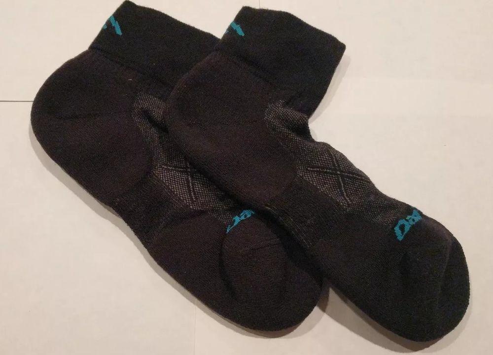 Darn tough vertex quarter crew ultralight cushion socks