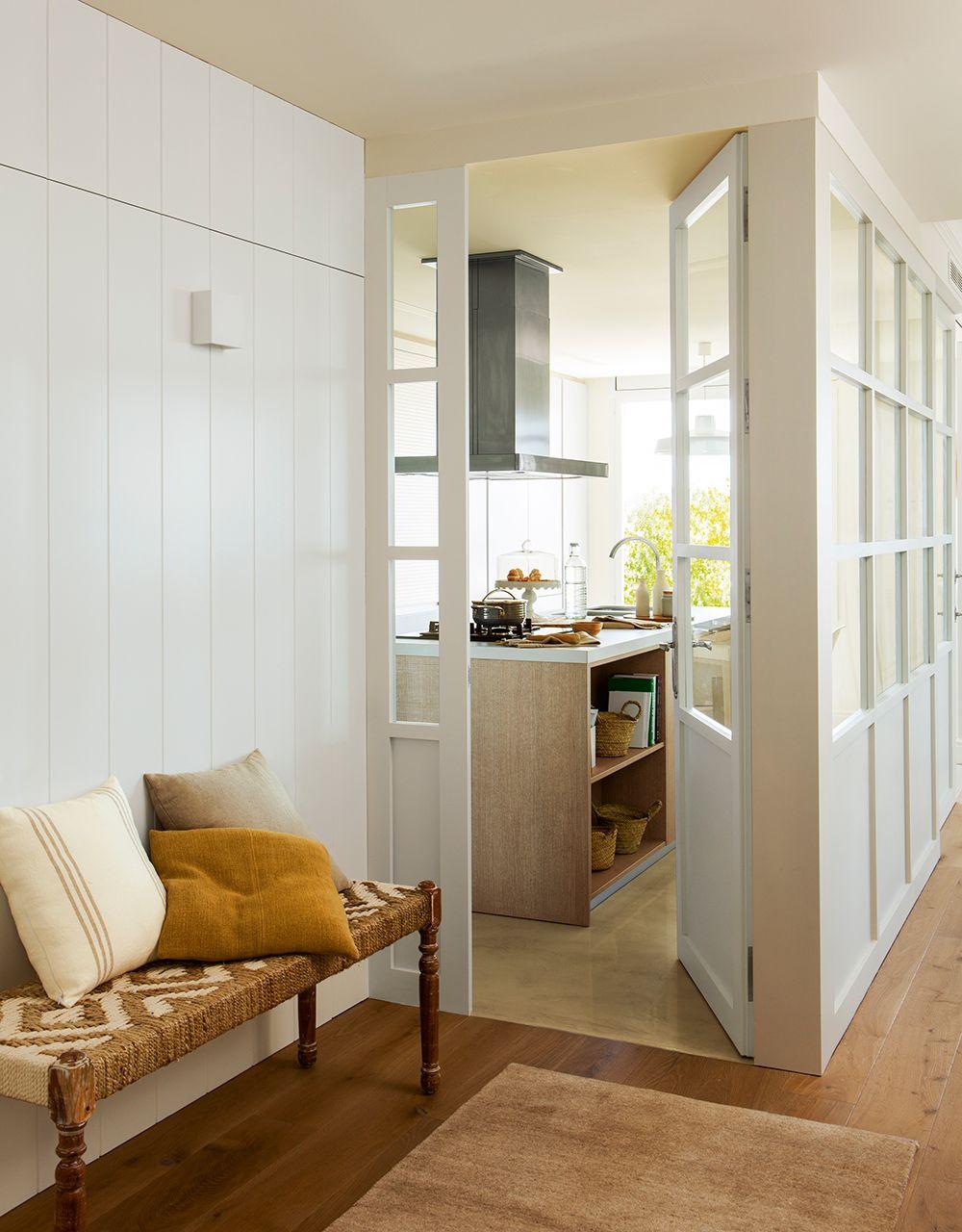 Reformar dos pisos antiguos y convertirlos en uno moderno y funcional