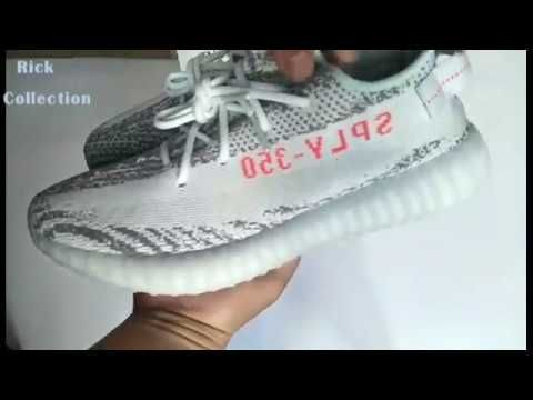 c248d021f Dope UA Yeezy Boost 350 V2 Blue Tint 2017 Unboxing Review. Find this Pin and  more on Discount kanye west ...