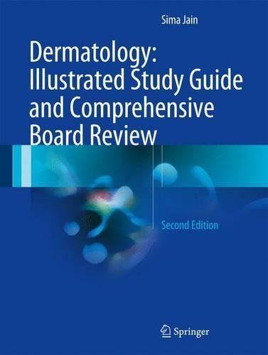 Dermatology PDF | Medical book | Board exam, Study, Study tips