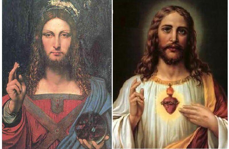 Cesar Borgia De Su Cara Sacaron El Modelo Para La Actual Imagen Que Tenemos De Jesucristo Cesare Borgia Jesus Images Jesus Painting
