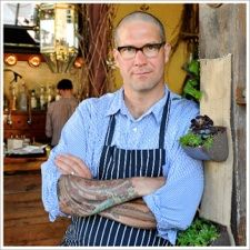 Chef Jason French | Ned Ludd Restaurant - Find. Eat. Drink.