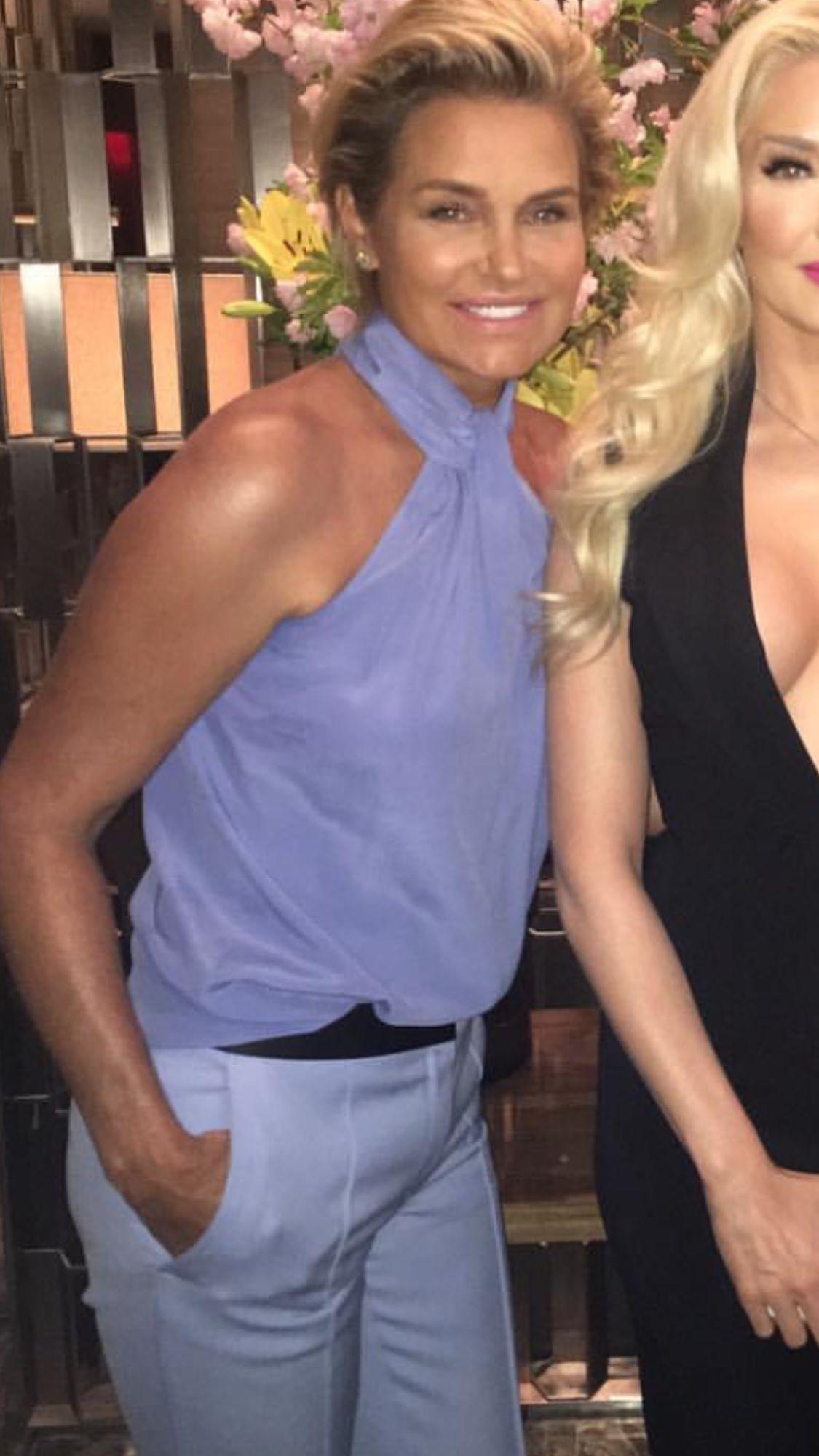Yolanda Yolanda Hadid Yolanda Foster Hair The Fosters