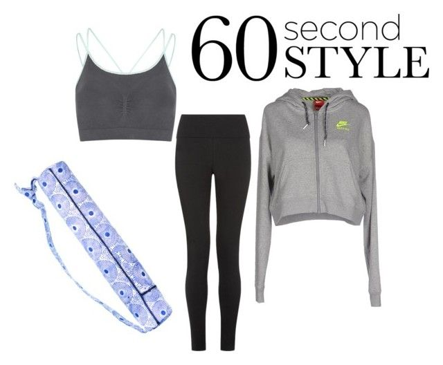 """""""Untitled #456"""" by catarinacasablancas on Polyvore featuring Indego Africa, Sweaty Betty and NIKE"""