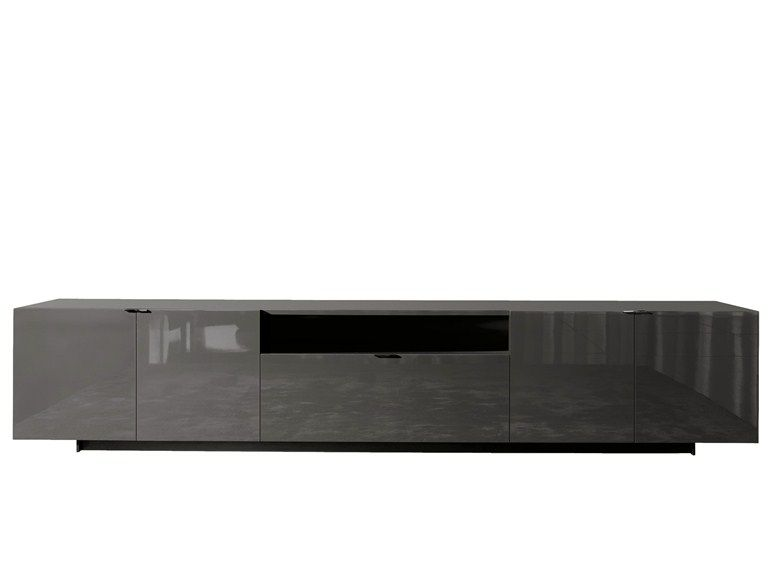 Lacquered Sideboard Harvey Line Sideboard Minotti Minotti