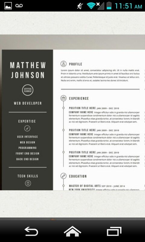 Pin by Monster Girl on Resumes❇ Pinterest - monster resume template