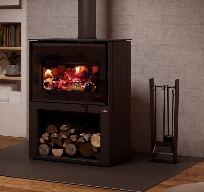 Osburn Inspire Wood Stove Modern Wood Burning Stoves