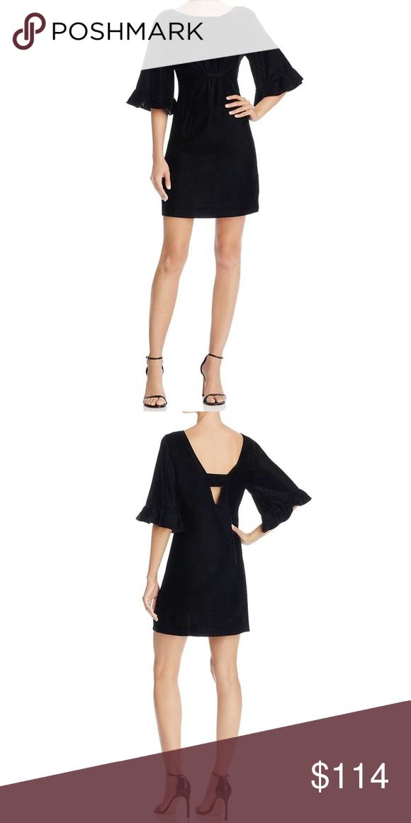 Ella Moss Velvet Special Occasion Mini Dress New Mini Dress New Dress Dresses
