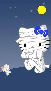 Image Result For Hello Kitty Halloween Wallpaper Desktop Hello