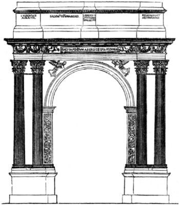 Arch Design Throne Room Pinterest Throne room