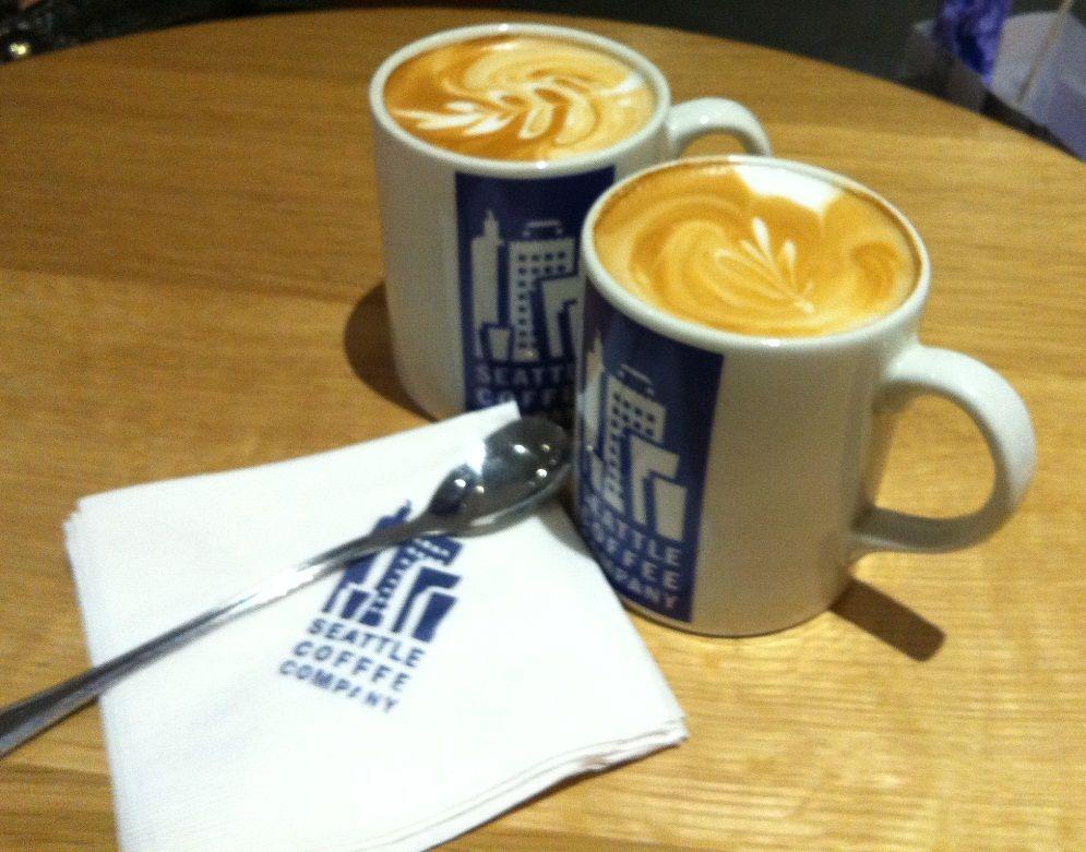 Seattle Coffee Company in Hyde Park Seattle coffee