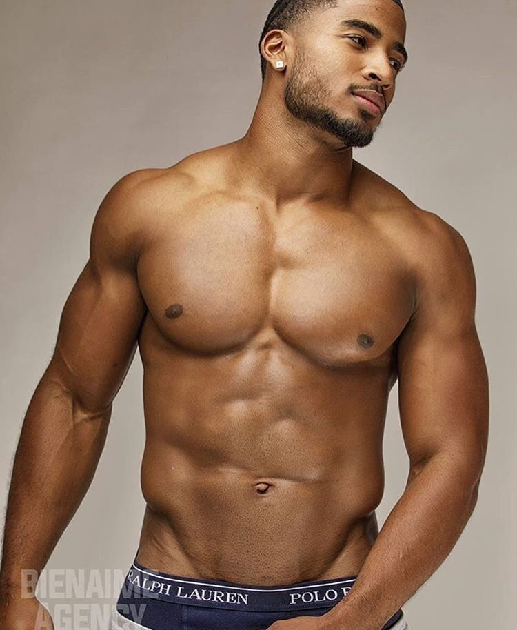 Hot sexy black guys