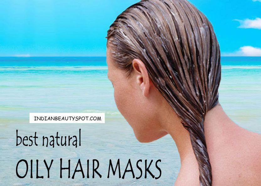 Best Natural Oily Hair Masks Diy Natural Hair Care Pinterest