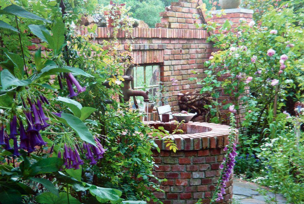 Gartenruine gartenmauer pinterest ruinenmauer for Gartengestaltung janzen