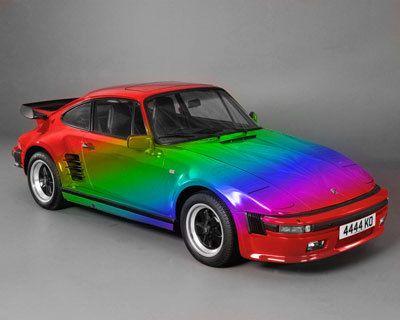 Cool Car Paint Jobs Cool Cars Electric Sports Classics Buitenkeuken Kleuren Regenboog
