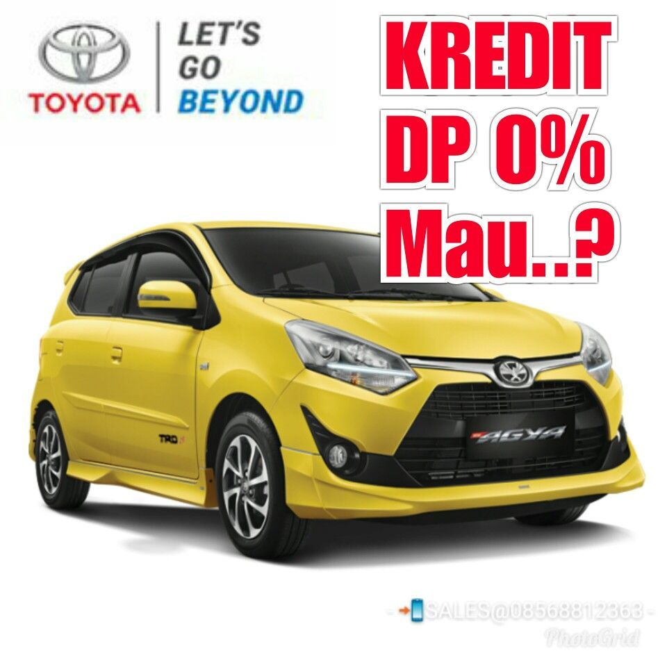 Kredit Mobil Toyota Agya Bekasi Kredit Mobil Toyota Agya 2019